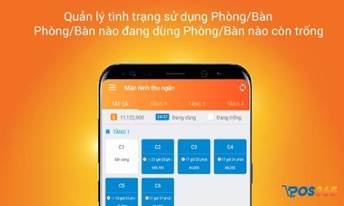 app quản lý bán hàng trên điện thoại