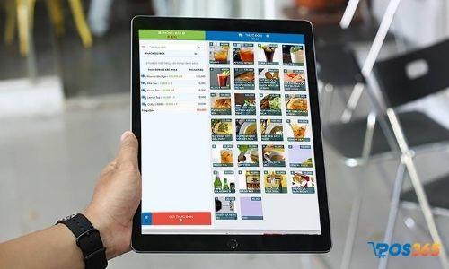 phần mềm bán hàng trên ipad