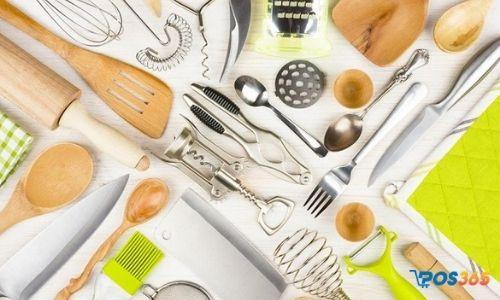 Danh sách công cụ dụng cụ nhà hàng