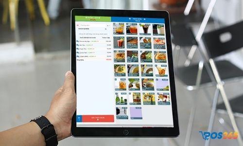 hệ thống quản lý quán ăn