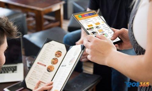 mô hình quản lý nhà hàng
