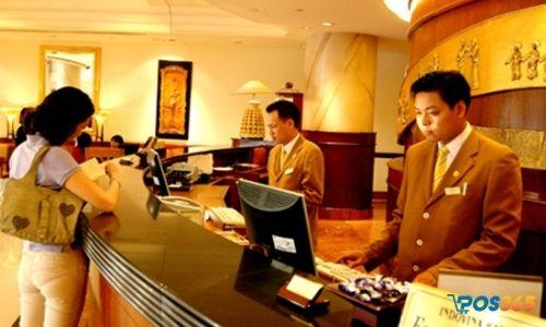 quản lý khách sạn quán ăn