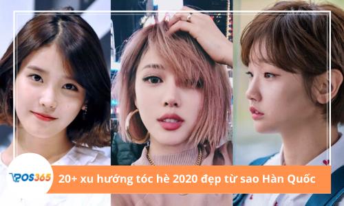 20+ xu hướng tóc hè 2021 đẹp đến từ sao nữ Hàn Quốc