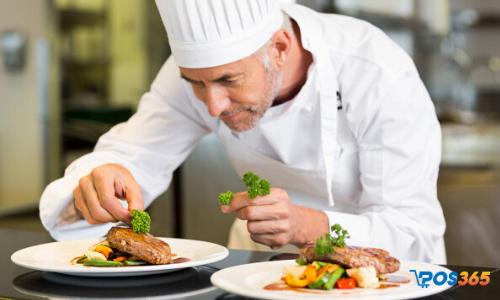 Học nấu ăn  mở nhà hàng