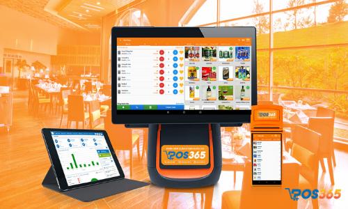 Phần mềm quản lý nhà hàng ăn uống POS365