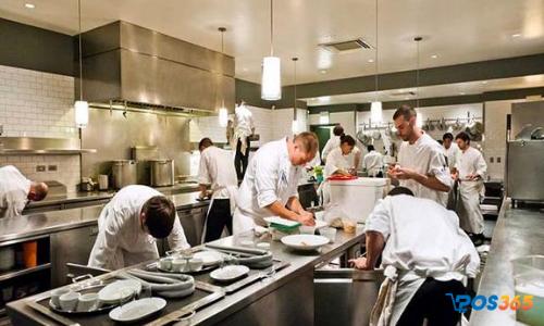 thiết bị bếp cho nhà hàng