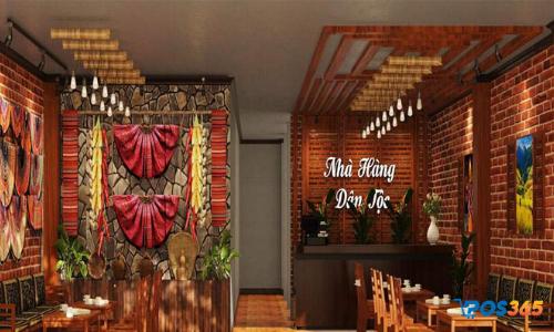 Nhà hàng dân tộc