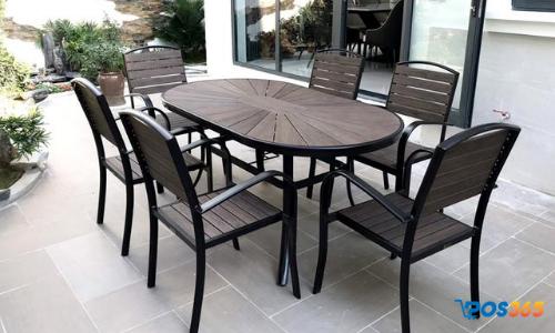 Kích thước bàn ghế nhà hàng