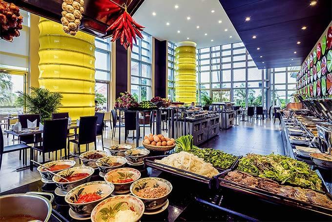 nhà hàng buffet hà nội