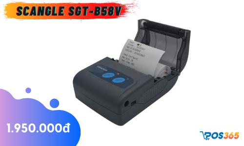 Máy tính tiền in bill cầm tay