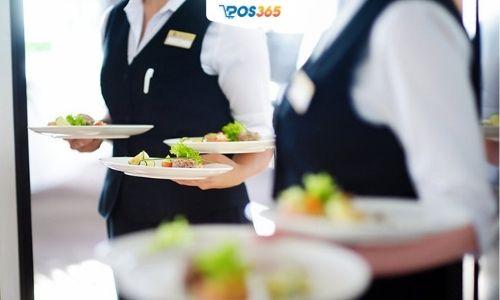 Quy trình phục vụ bàn