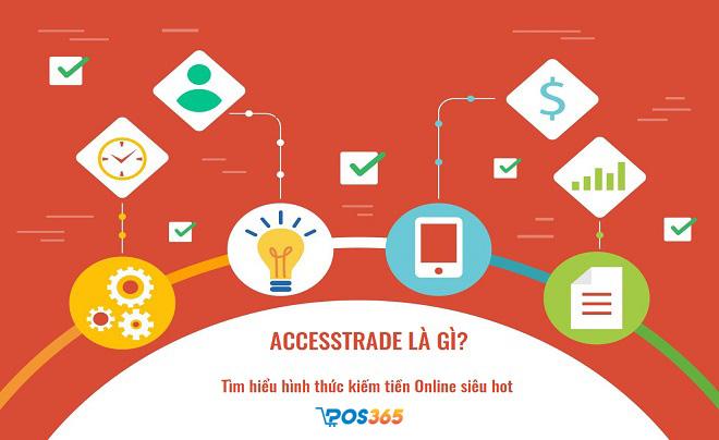 Accesstrade là gì? Tìm hiểu hình thức kiếm tiền Online siêu hot