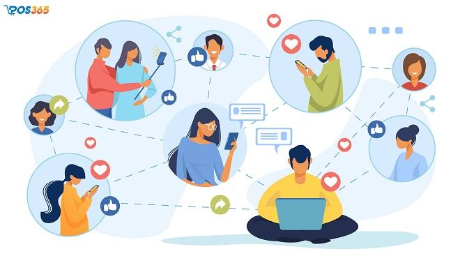 Chia sẻ Case Study trên mạng xã hội