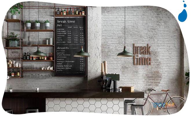 trang trí quán cafe đẹp đơn giản
