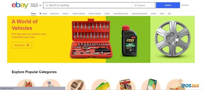 Kinh doanh Dropshipping trên eBay
