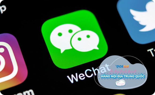 Mua hàng sỉ trên Wechat