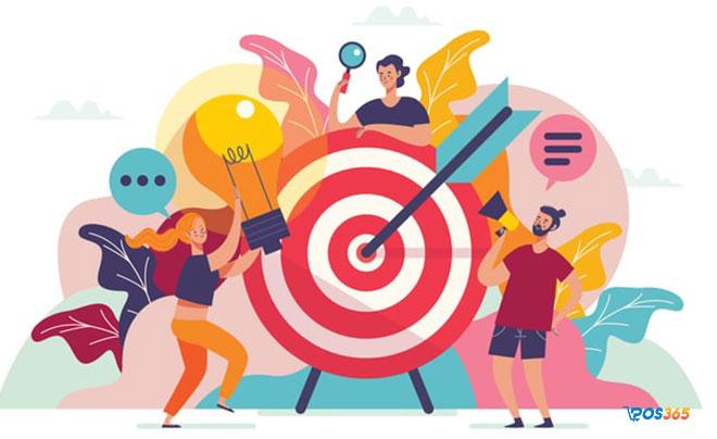 xác định mục tiêu tiếp thị influencer