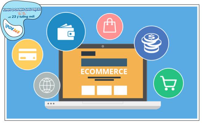 Kinh doanh sau dịch thương mại điện tử