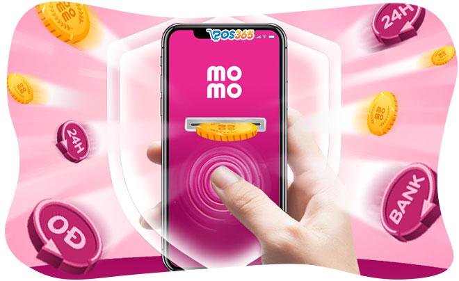 nạp tiền vào ví Momo