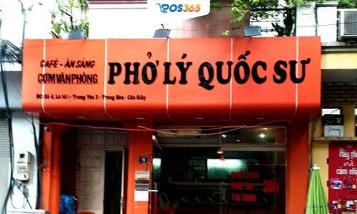 đặt tên nhà hàng