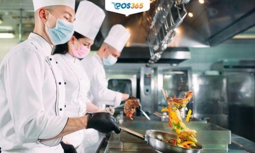 Nguyên lý thiết kế bếp nhà hàng
