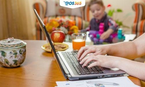 nhà hàng online