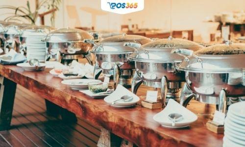 quán ăn buffet