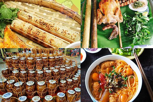 món ăn miền Trung