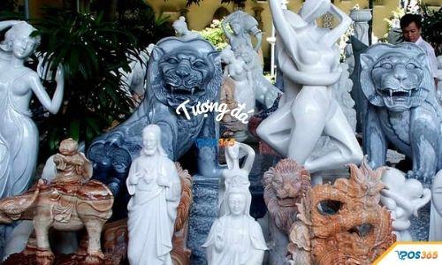 tượng đá đà nẵng