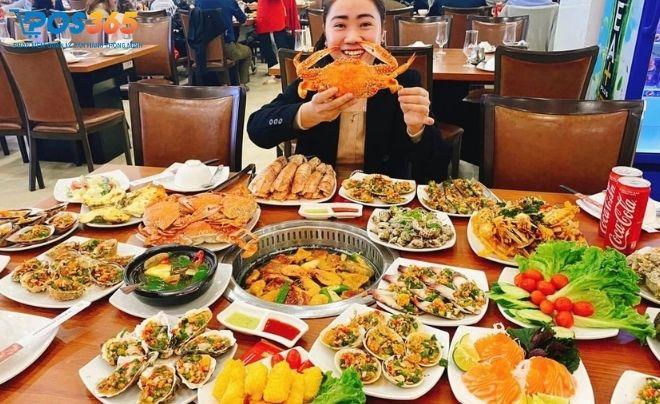 Nhà hàng buffet hải sản Hà Nội
