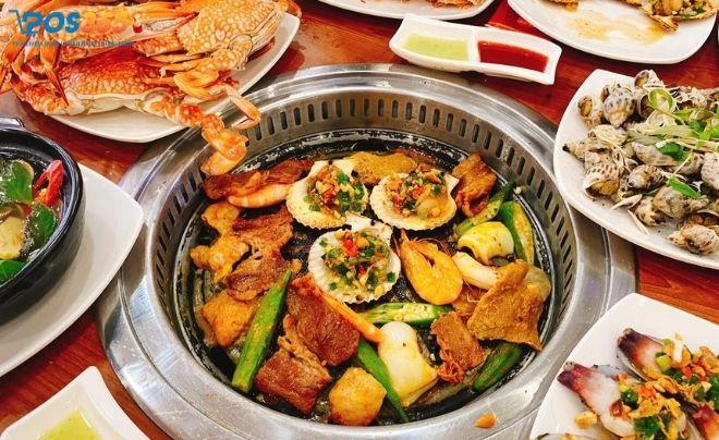buffet hải sản tại hà nội