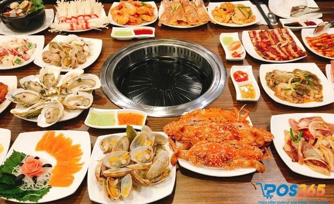 top buffet hải sản hà nội