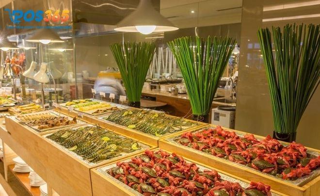 buffet hải sản tpHCM