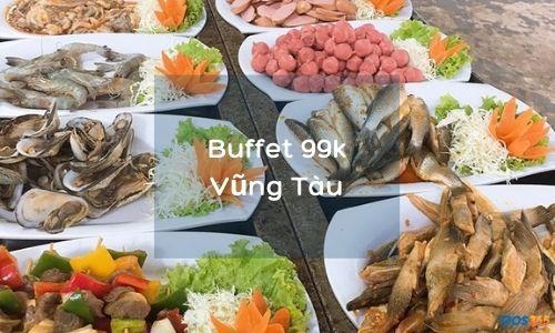 buffet hải sản vũng tàu ngon