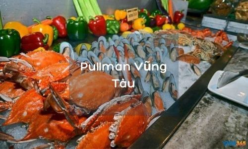 set buffet hải sản vũng tàu ngon