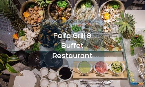 buffet hải sản Đà Nẵng