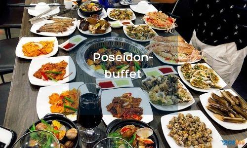 Buffet hải sản Hà Nội ngon