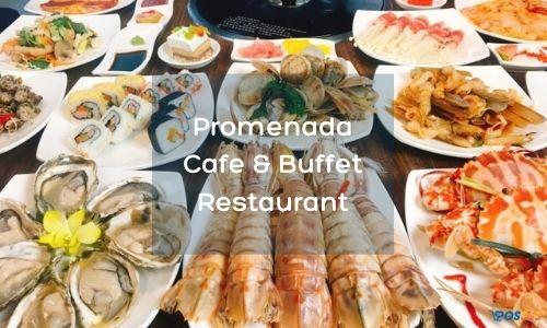 buffet hải sản hà nội