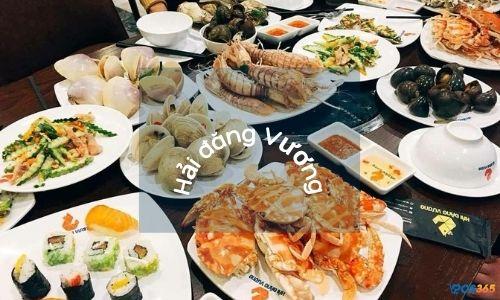 Buffet hải sản Hà Nội ngon giá rẻ