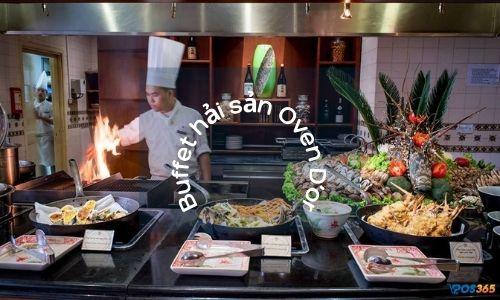 Buffet hải sản 5 sao tại Hà Nội
