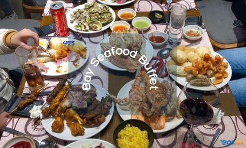 Bay seafood Hà Nội