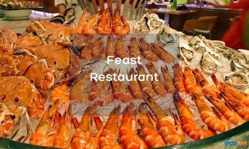 buffet hải sản Nha Trang