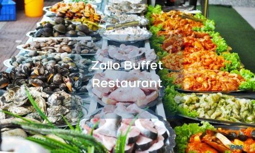 buffet zallo Nha Trang