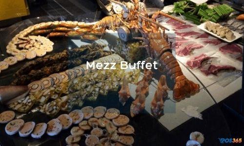 Nhà hàng buffet hải sản tpHCM