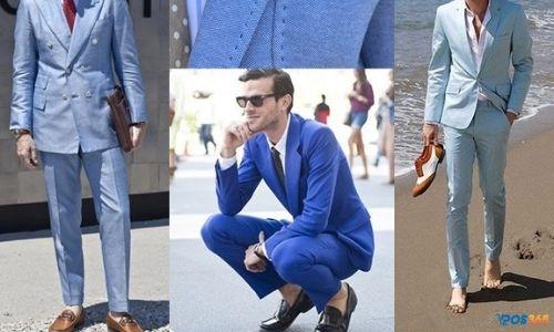 cách phối đồ nam với áo vest