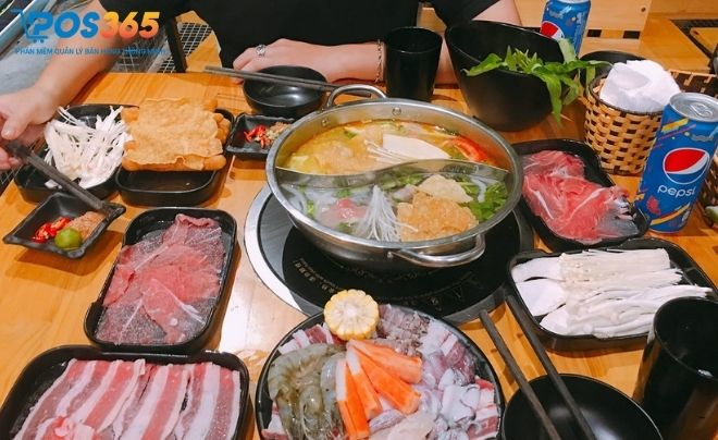quán buffet hải sản ngon ở Hà Nội