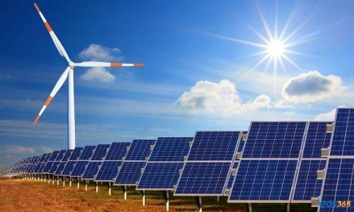 thiết bị năng lượng mặt trời