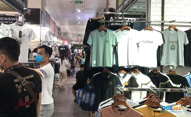 chợ ninh hiệp quần áo nam