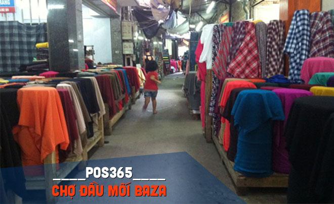 chợ Baza Ninh Hiệp