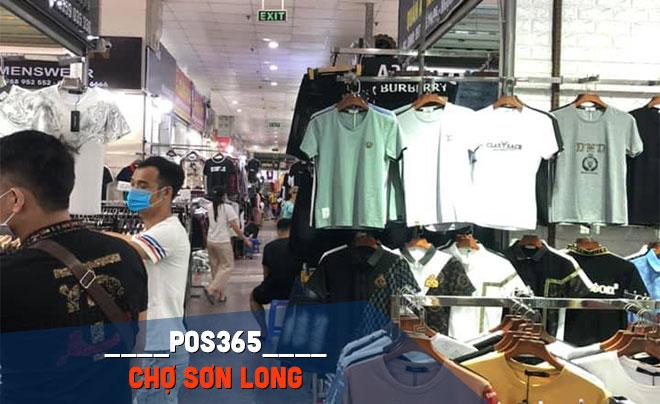 chợ Sơn Long, Ninh Hiệp